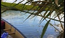 Kanotur på Lammefjordskanalerne, kl 9 - 13