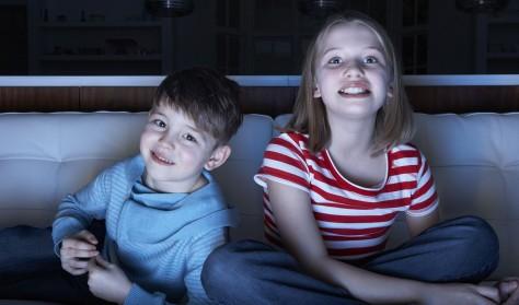 Fredagsfilm for børn i Brønden - Marts