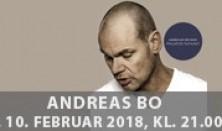 Andreas Bo -  Slots tapastallerken.