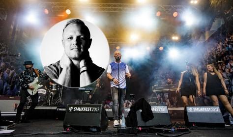 Jakob Sveistrup med band