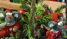 Julemarked på Gram Slot