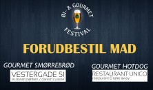Forudbestil mad til Øl- & Gourmet Festival