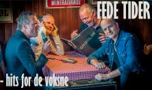 Fredagsbar LIVE // Fede tider - hits for de voksne!!!