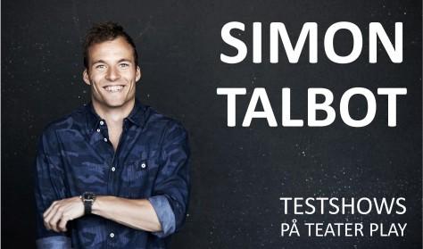 Simon Talbot - TESTSHOW