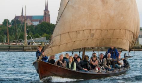 Sejltur på fjorden / Sailing trip 80 min.