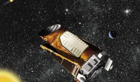 Astroforedrag: Fra Kepler til keplersatellitten