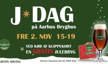 J-dag på Aarhus Bryghus