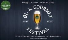 Øl- & Gourmet festival 2019 (Forsalg UDSOLGT - køb billet i døren på dagen)