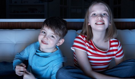 Fredagsfilm for børn