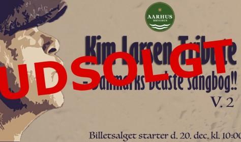 Kim Larsen tribute v. 2 (UDSOLGT)