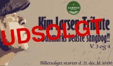 Kim Larsen tribute v. 3 (UDSOLGT)
