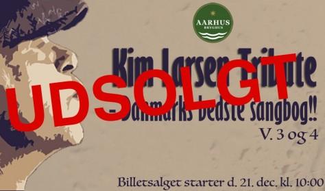 Kim Larsen tribute v. 4 (UDSOLGT)
