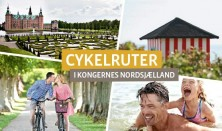 Cykelbog Nordsjælland  /Cycle Routes in Royal North Sealand