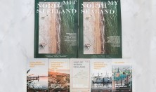 Feriemagasin, Nordsjællandskort og alle 7 bykort  / Holiday Guide, North Sealand map and all 7 Citymaps