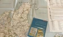 Turistkort Danmark / Touristmap of Denmark