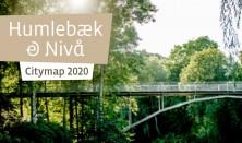 Bykort over Humlebæk-Nivå/ Citymap of Humlebæk-Nivaa