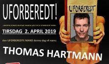 UFORBEREDT - med Thomas Hartmann