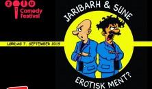 Jaribarh og Sune - Erotisk ment?
