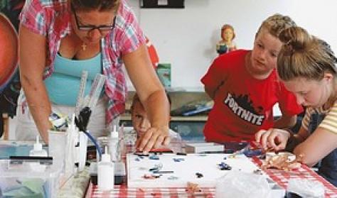 Glaskunst workshop