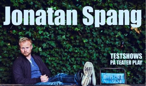 Jonatan Spang - ALT UDSOLGT