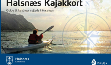 Halsnæs Kajakkort / Kayak Card of Halsnæs