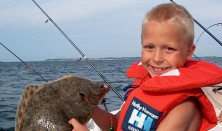 Fisketur på Isefjorden (Tirsdage)