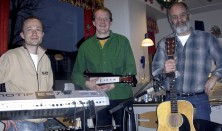Ole Berthelsen Trio - Carls Café