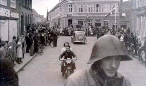 I 2. verdenskrigs fodspor