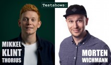 Mikkel Klint Thorius & Morten Wichmann tester