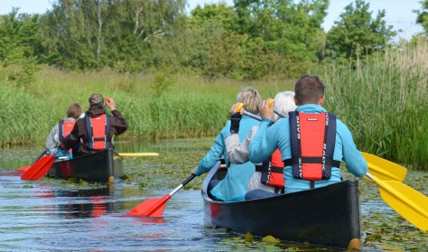 Kanotur på Nordkanalen Kl 14-18 - AFLYST