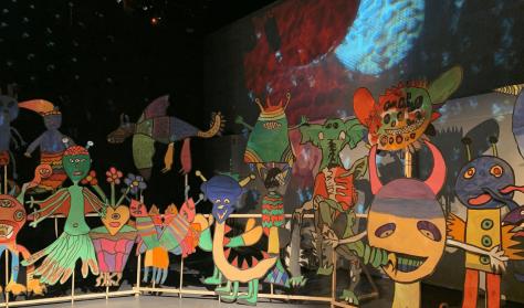 Den Nye Planet: Kunst af børn for børn