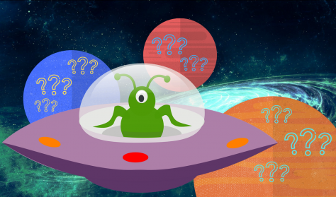 Hvem bor på din fantasi-planet?