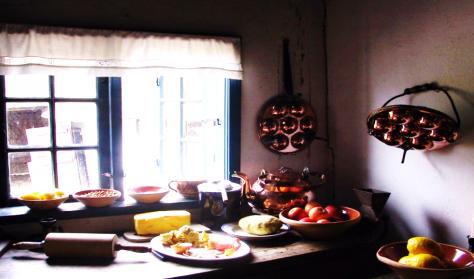 Kursus i historisk madlavning