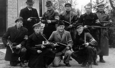 Brøndby under Besættelsen