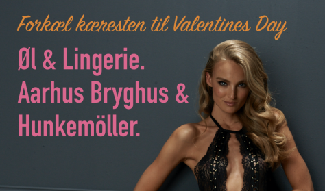 Øl & Lingerie på Aarhus Bryghus!