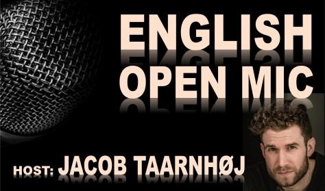 English Open mic