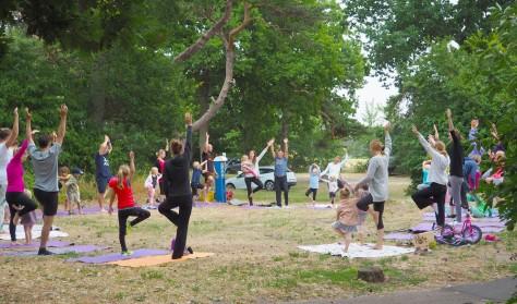 Yoga ferie