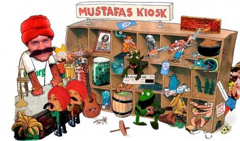 Børneteater: Mustafas Kiosk