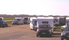 Campingpladsen åbner