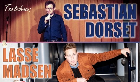 Sebastian Dorset & Lasse Madsen - Testshow