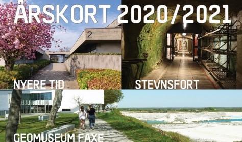 Årskort til Østsjællands Museum 2020/2021