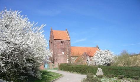 Højby kirke, min skat!