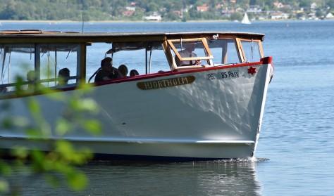 """Roskilde Fjordsejlads med """"Hjortholm"""" (juli)"""