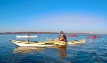 Prøv at sejle i kajak ved Kulhuse Strand