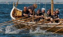 Sejltur for årer og rå muskelkraft / Sailing trip by oars and muscle power 50 min.