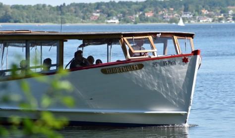 Private ture med Hjortholm