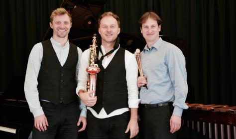 Klassisk koncert: Trio Zoom