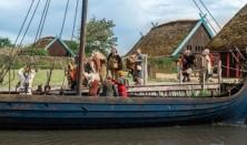 Entré Bork Vikingehavn / Eintritt Bork Wikingerhafen