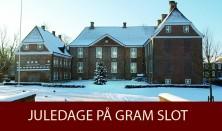 Juledage på Gram Slot 19. – 22. november