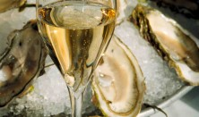 Champagne- og skaldyrsaften på Hempel Glasmuseum